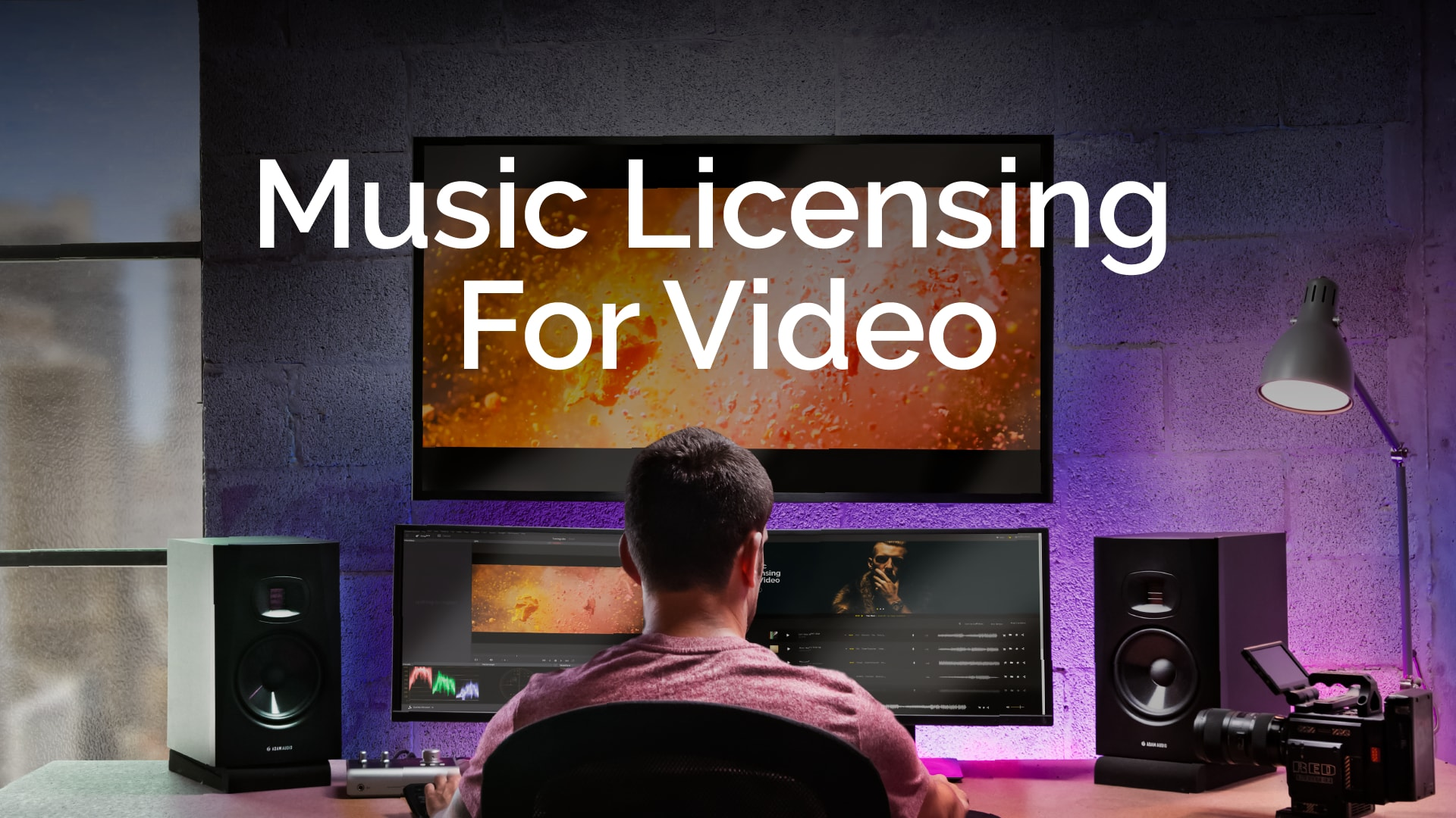 Royalty-Free Music Licensing For Video, Film & Youtube